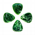 Resin Tones Moondance 4 Guitar Picks